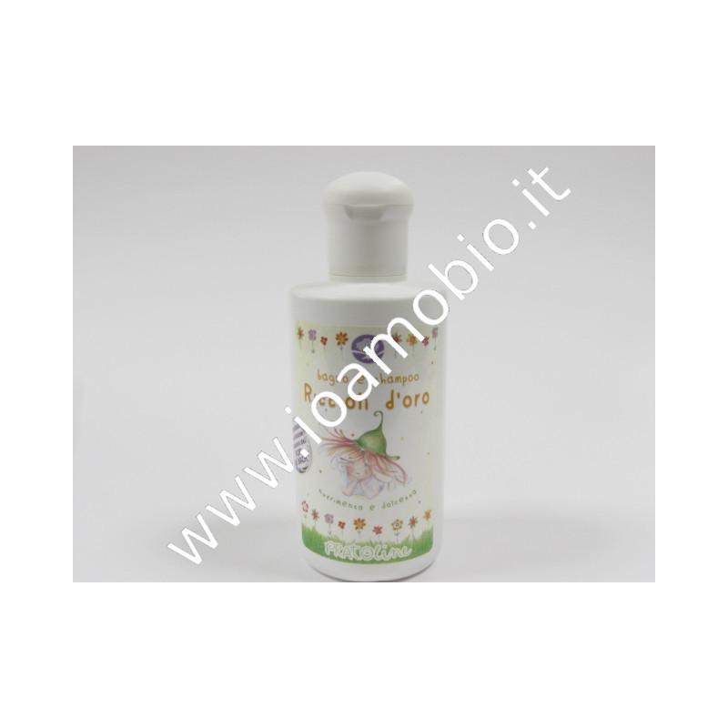 Shampoo bagno Riccioli d'Oro 200ml