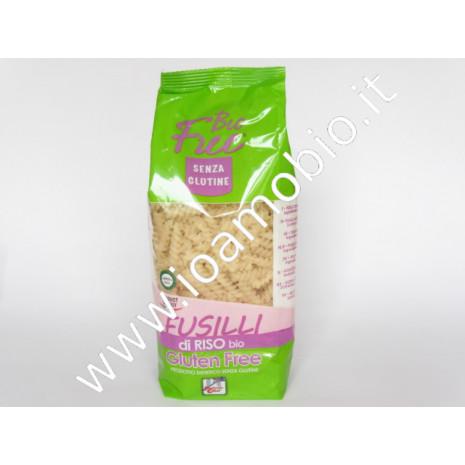 Bio Free®-Fusilli di riso senza glutine Erog. 500g