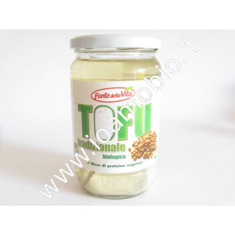 Tofu naturale a lunga conservazione 300g