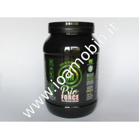 On Bioforce proteine vegetali 750g Bio gusto vaniglia