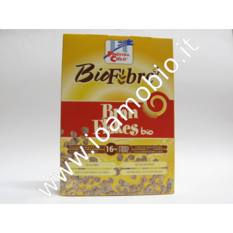 Biofibre+ Bran flakes 375g