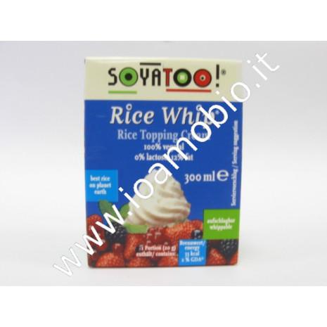 Panna di riso da montare 300ml