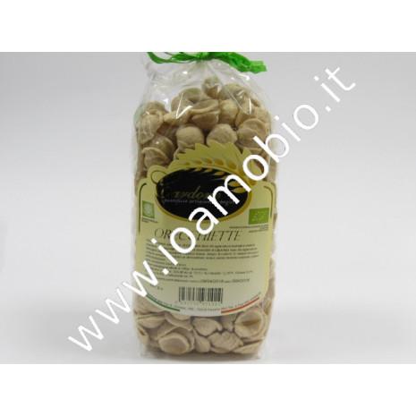 Orecchiette grano duro S.Cappelli secco 500g