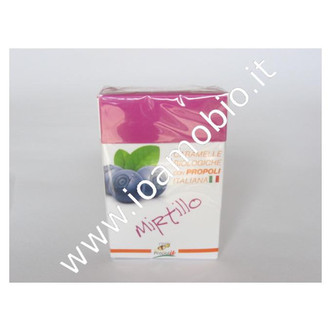 Caramelle Bio 31 gr. (Mirtillo)