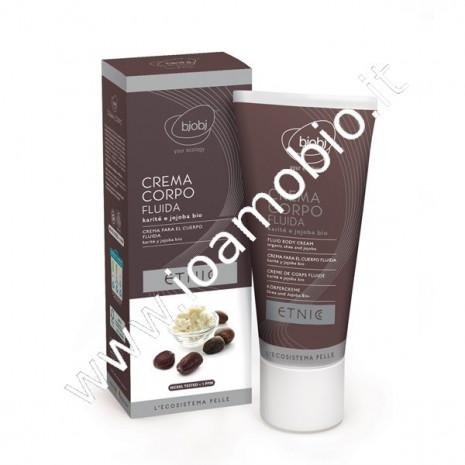 Bjobj - Crema corpo fluida Etnic 200ml