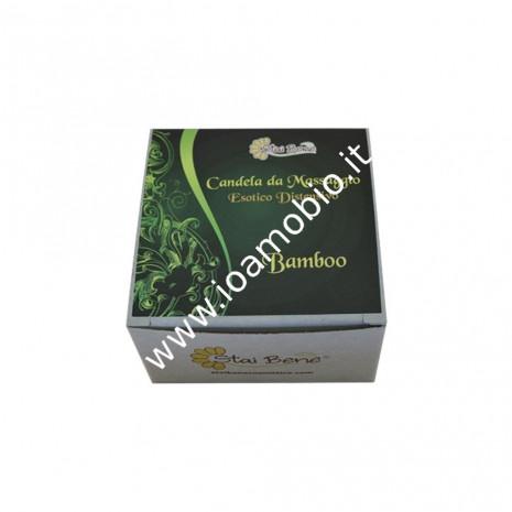 Candela da massaggio Bambù 40g