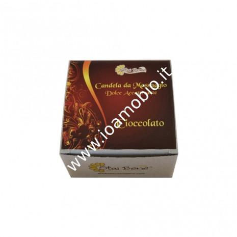 Candela da massaggio Cioccolato 40g