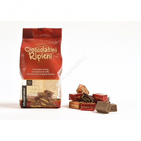 Cioccolatini ripieni assortiti - 200g