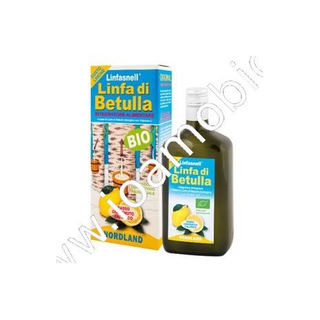 Nordland Linfa di betulla gusto limone 700ml - Drenante