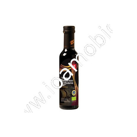 Aceto Balsamico di Modena I.G.P. 250ml - condimento biologico