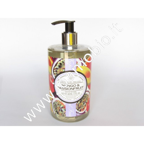 Gel detergente mani Mango e Frutto della Passione Tropical Fruits 500ml