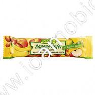 Barretta banana-mela 40g