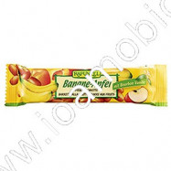 Barretta banana - mela Rapunzel 40g