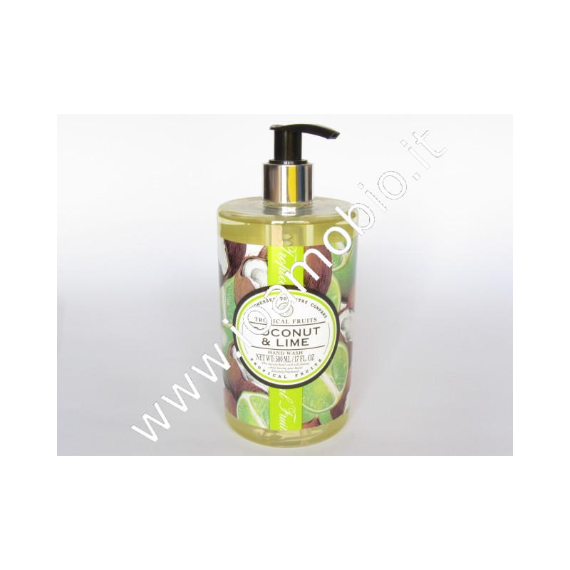Cocco & lime - gel detergente mani 500ml