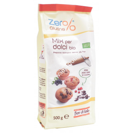 Mix per dolci Erog. 500g