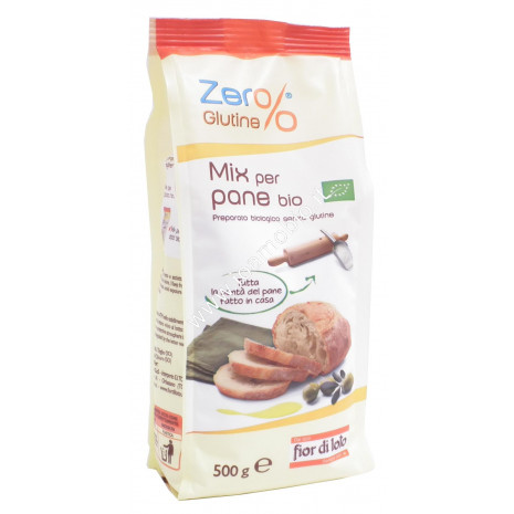 Mix per pane Erog. 500g