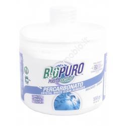 Percarbonato Biopuro 550g - Sbianca, Igenizza e Smacchia