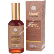 Khadi bio olio cellulite 10 erbe 100ml