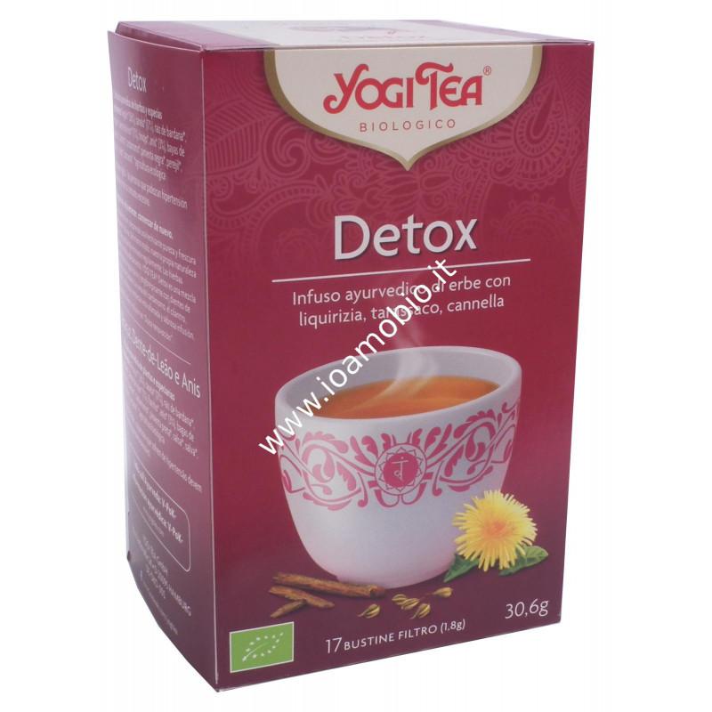 recensione di perdita di peso tè verde yogi