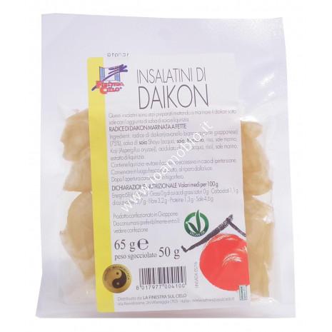 Insalatini di Daikon con Liquirizia 50g - La Finestra sul Cielo