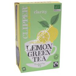 Clipper tè verde al limone 20 filtri 40g