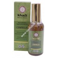 Khadi bio olio centella 100ml