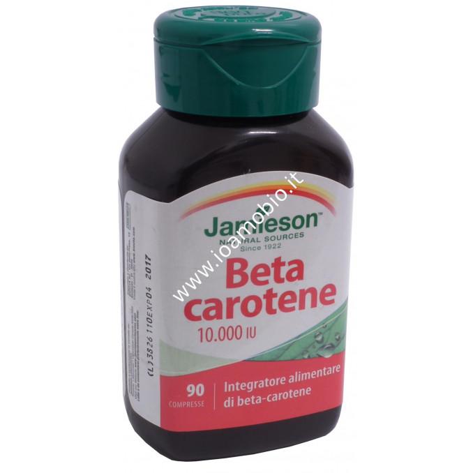 Jamieson Beta Carotene 10000 iu 90 cpr