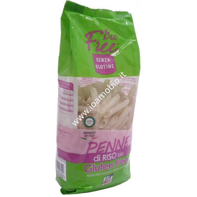 Bio Free®-Penne di riso senza glutine Erog. 500g