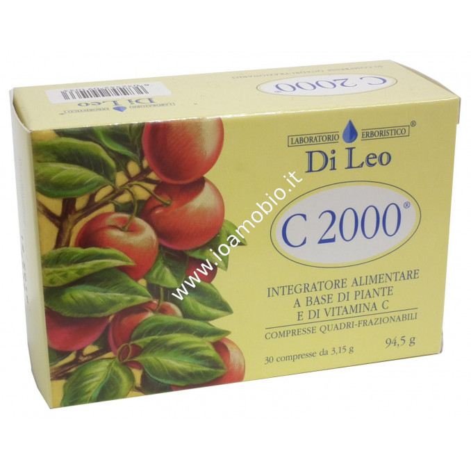 C 2000® 30 cpr.