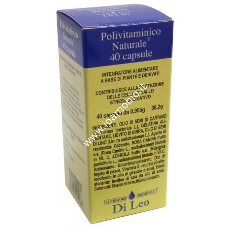 Polivitaminico Naturale® 40 cpr.