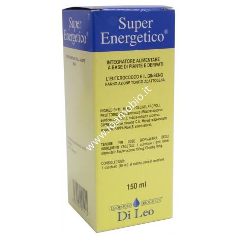 Super Energetico Di Leo 150ml - Tonico Ricostituente Naturale