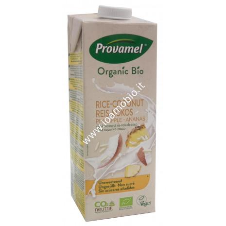 Riso cocco ananas Provamel 1l