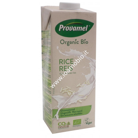 Riso Natural Provamel 1l - Bevanda Vegetale di Riso Naturale
