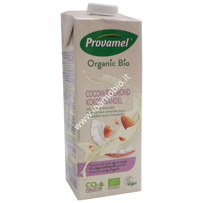 Latte Cocco Mandorla Provamel 1l - Latte Vegetale Biologico