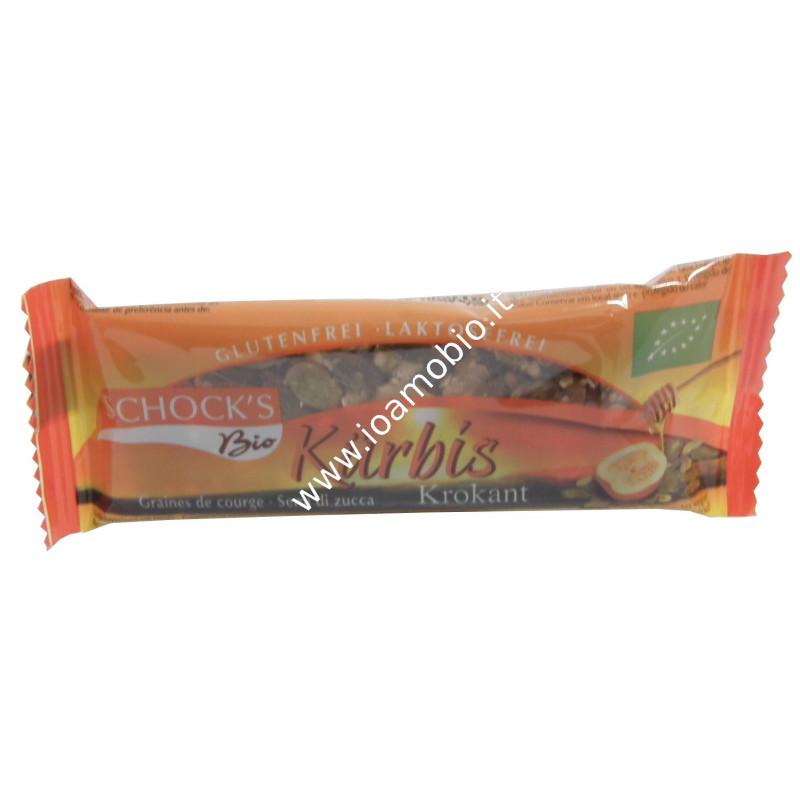 Croccante ai semi di zucca 25g