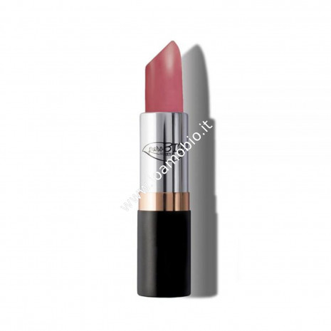 Rossetto biologico in Stick 09 Rosa Scuro Purobio Cosmetics