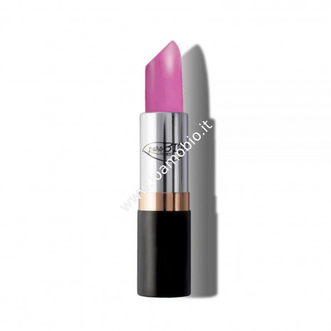 Rossetto biologico in Stick 10 Magenta Chiaro Purobio Cosmetics