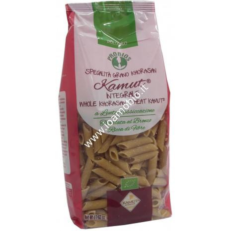 Penne rigate di Kamut® integrale 500g - Pasta Biologica