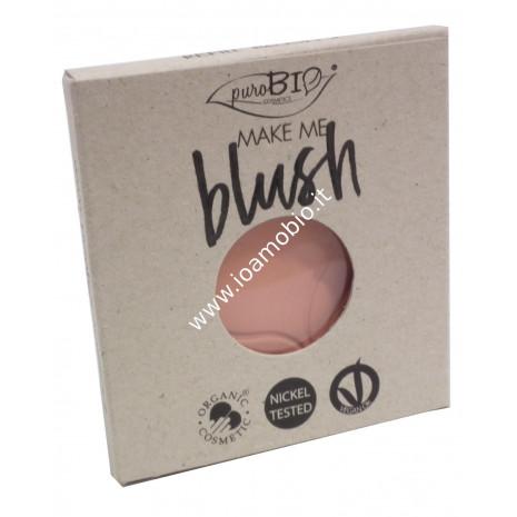 Blush 02 Rosa Corallo Purobio Cosmetics - REFILL