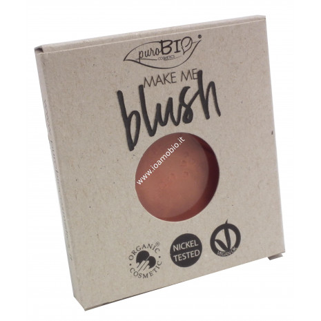 Blush 04 Mattone Matte Purobio Cosmetics - REFILL