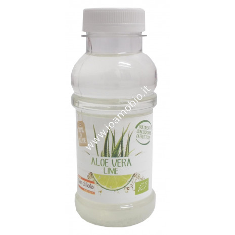 Drink Aloe Vera e Lime - Bevanda biologica 250ml