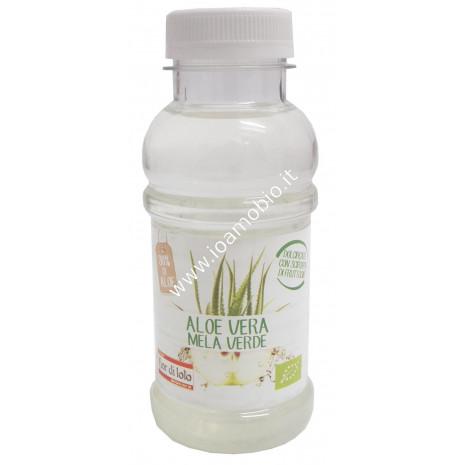 Drink Aloe Vera e Mela verde - Bevanda biologica 250ml