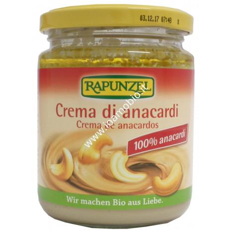 Crema di anacardi 250g