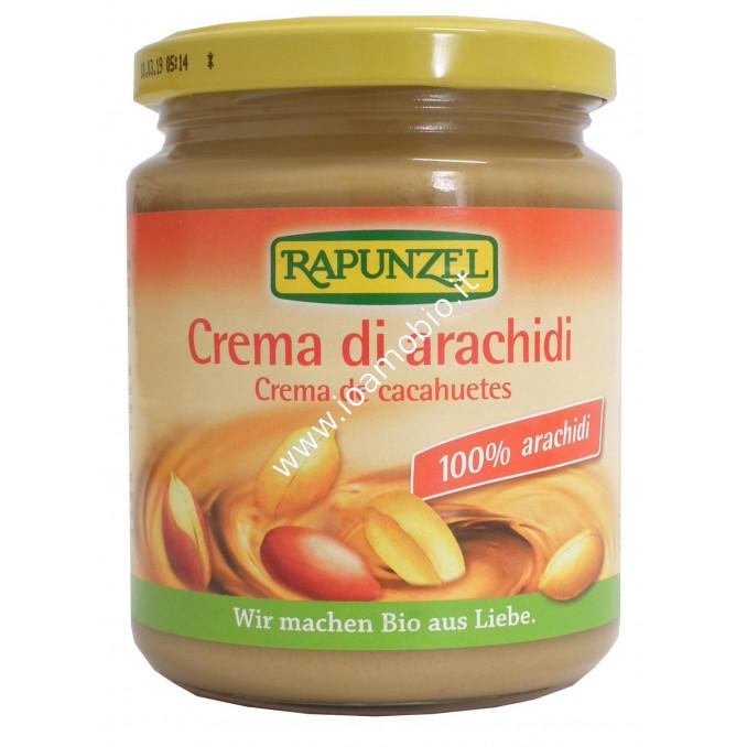 Crema di arachidi 250g