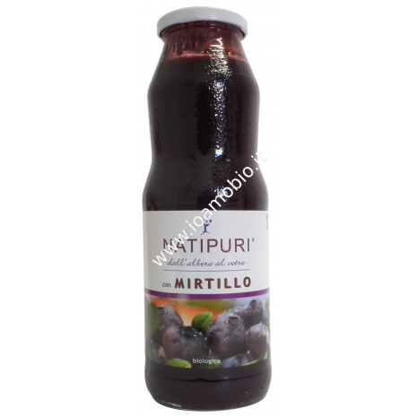 Succo Mirtillo 750ml