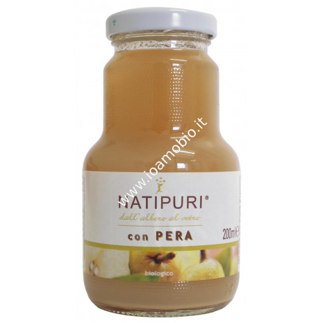 Succo Pera 200ml