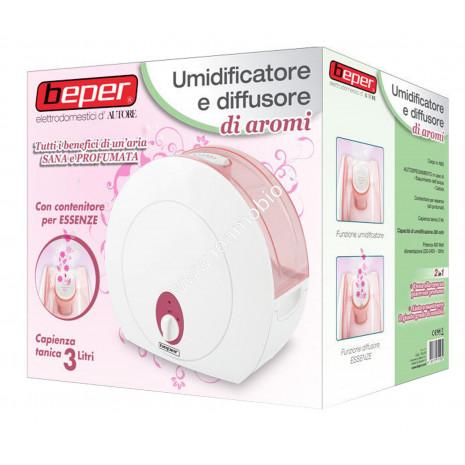 Beper Umidificatore e Diffusore di aromi 3 lt codice 70410