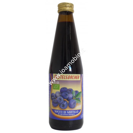 Succo di Mirtilli 330ml