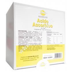 Vitamina C in Polvere 500g - Integratore Acido Ascorbico Antiossidante