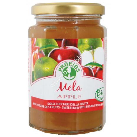 Composta di Mela 330g - Marmellata biologica di Frutta - Probios